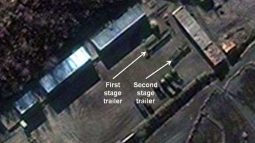 Second launch attempt under leader Kim Jong Un