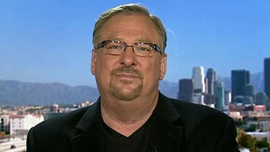Rick Warren: Your value has nothing to do with your valuables