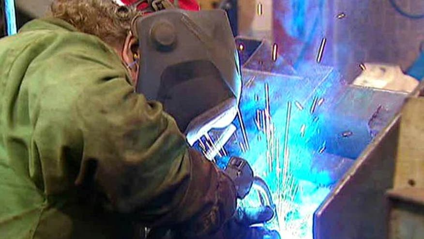 On the Job Hunt: Manufacturers struggle to fill vacant jobs