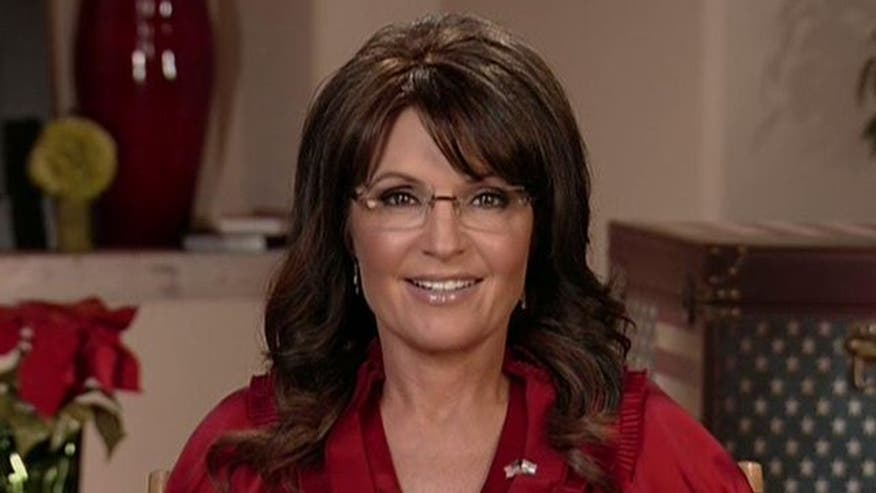 Former Alaska Governor Sarah Palin weighs in