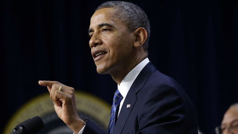 Does President Obama have a fiscal cliff plan?