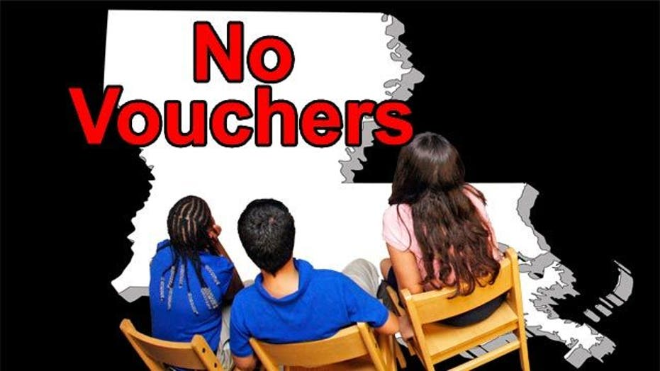 Judge rules La. school voucher program unconstitutional