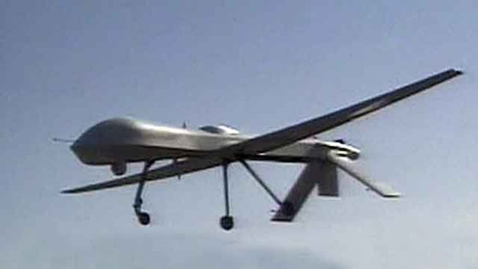 Iran claims capture of US drone