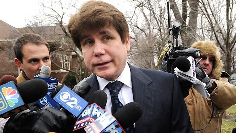 Judge Sentences Blagojevich to 14 Years in Prison