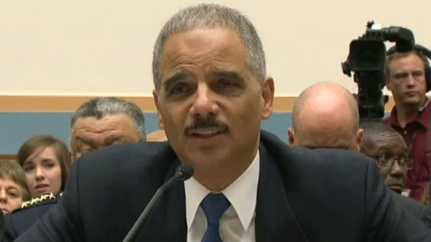 Attorney general's opening statement from Fast and Furious hearing