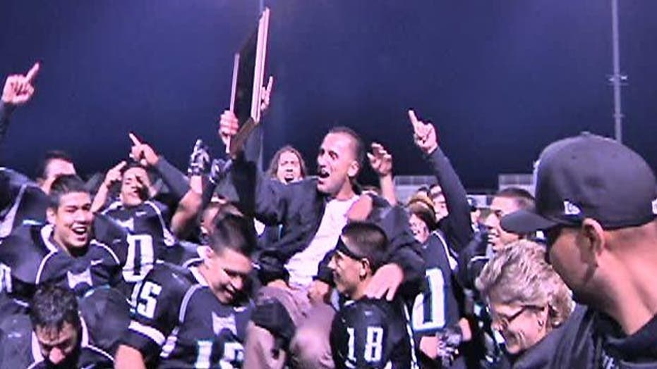 Football Coach Inspires California Town With 40 Percent Unemployment