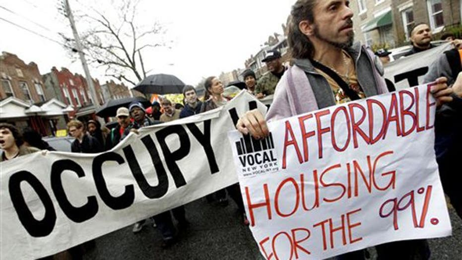 Waste of Time? Mag's Awful Analysis of 'Occupy' Protests
