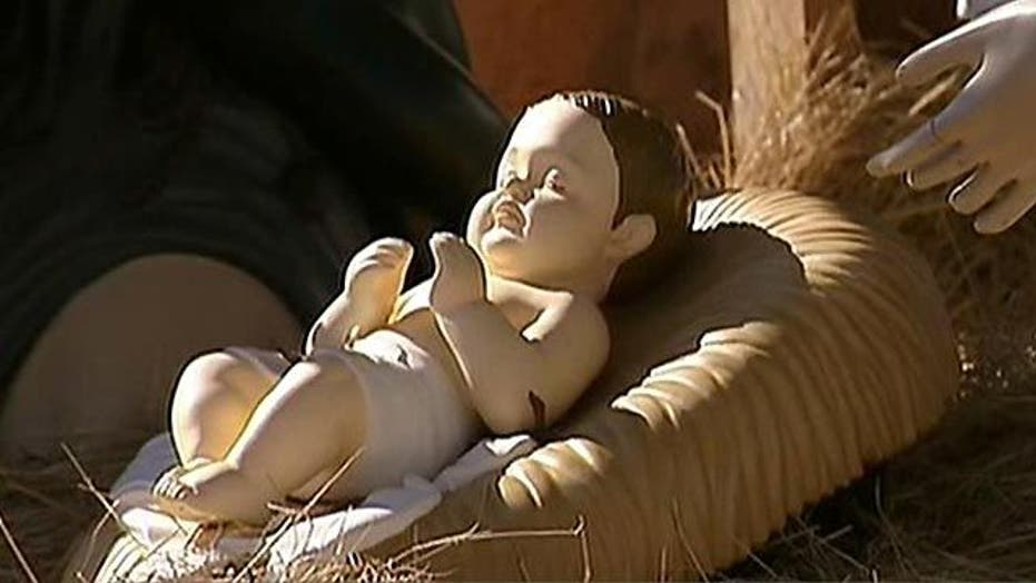 Atheists Ask Texas County to Take Down Nativity Scene