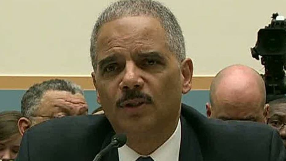 Friday Lightning Round: Eric Holder's Testimony