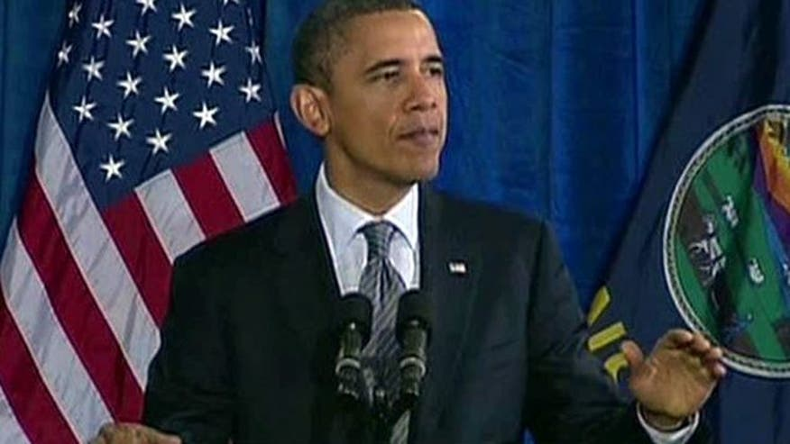 President unveils 2012 campaign strategy. Will it work?