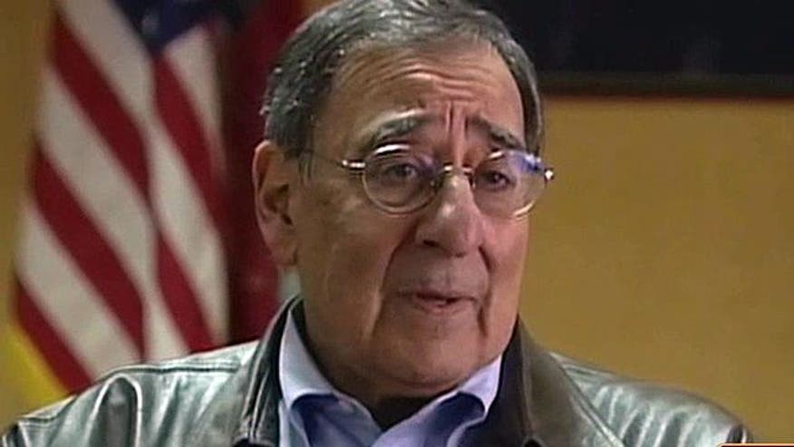 Defense Secretary Leon Panetta comments on downed drone in Iran