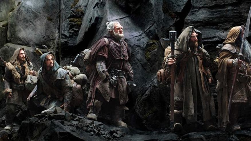 Peter Jackson leads viewers on 'An Unexpected Journey' in first of three prequel films to 'Lord of the Rings' franchise