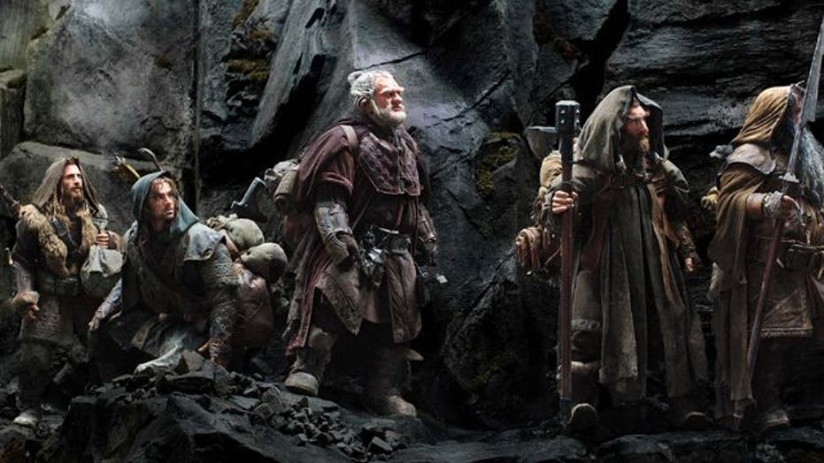 Return to Middle-Earth with 'The Hobbit'