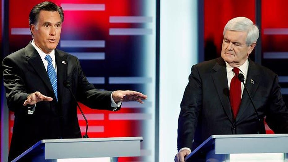 Is Romney More Conservative Than Gingrich?