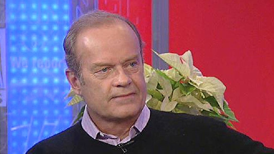 Kelsey Grammer on Government Inaction