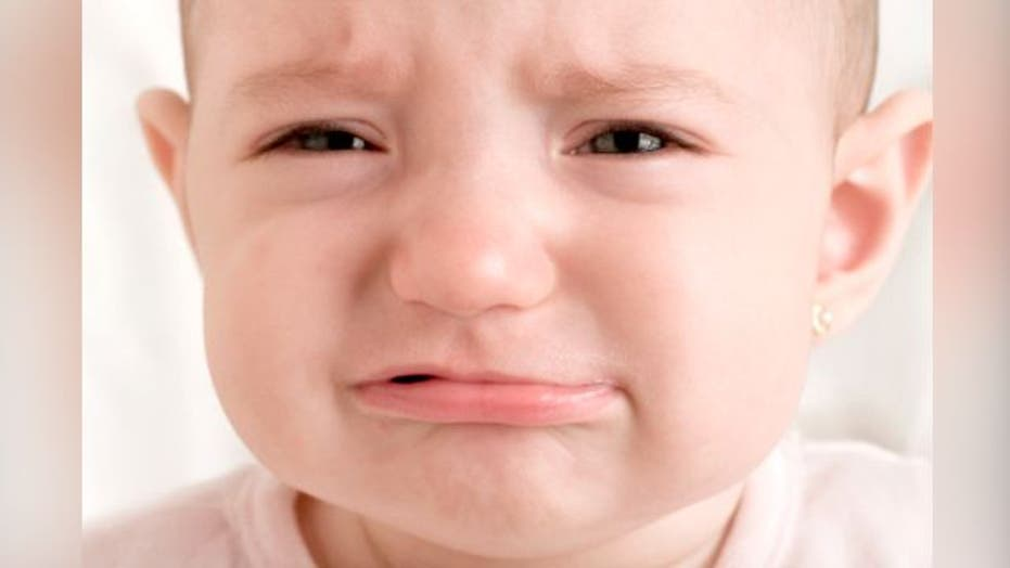 Study: Crying Babies May Boost Men's Testosterone