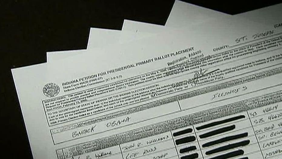 New Warnings in Presidential Primary Election Fraud Case
