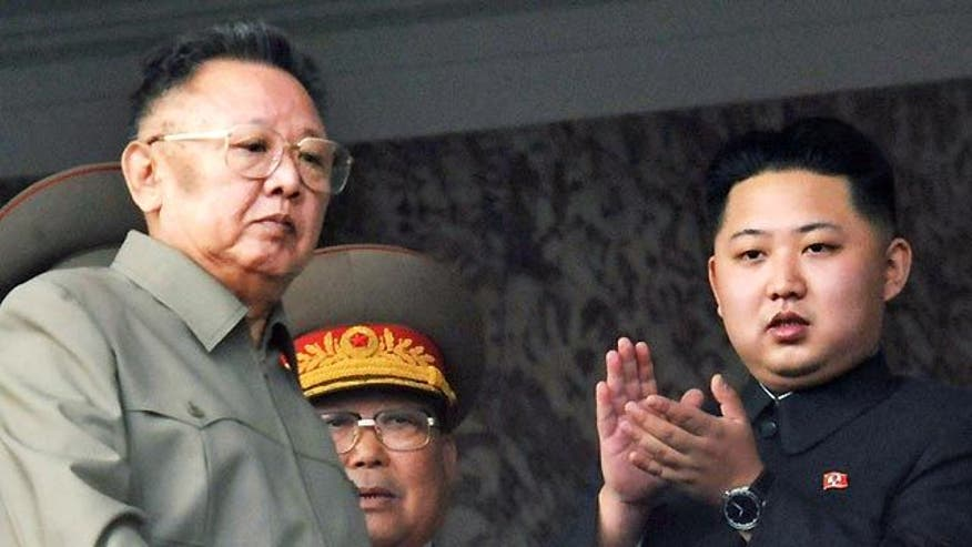 Twenty-something Kim Jong Un is likely successor