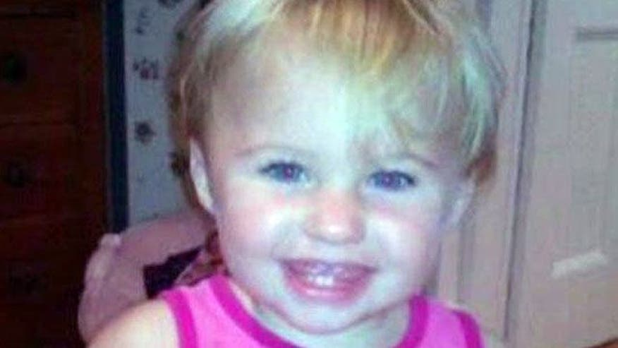 Toddler disappears from father's home