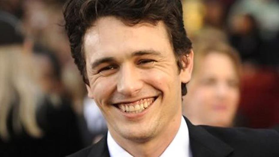 NYU Professor Fired for Giving James Franco a 'D'?