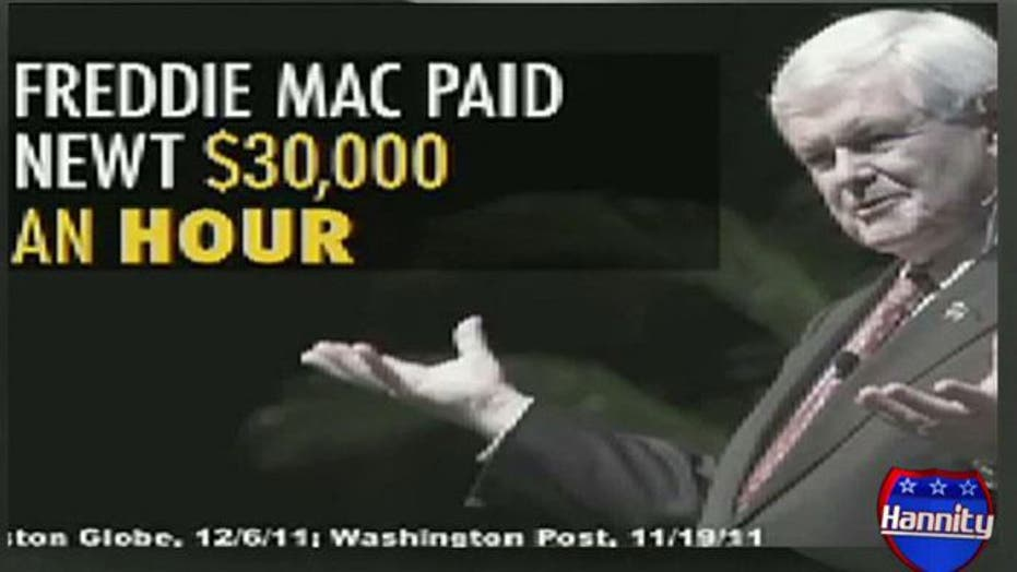 Negative Campaign Ads Taking a Toll on GOP Candidates?