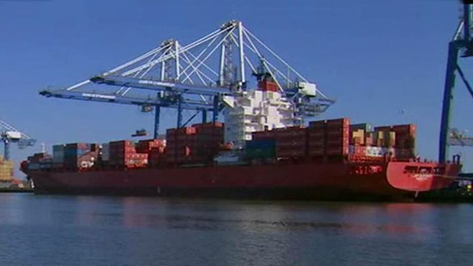 South Carolina Port Expansion May Be Delayed Ten Years