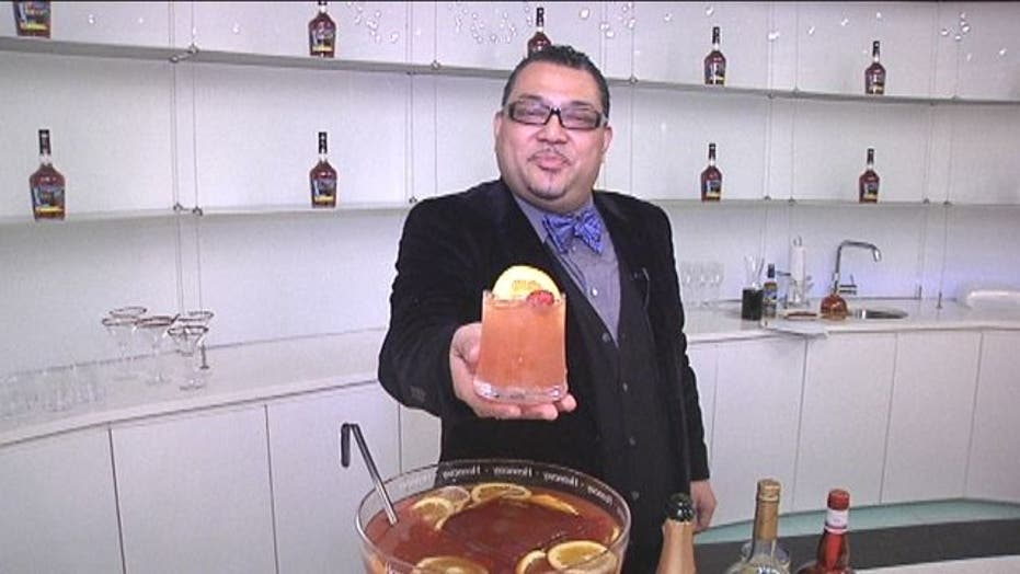 How to Make a Holiday Punch