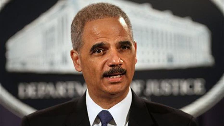 Friday Lightning Round: Holder's Race Comments