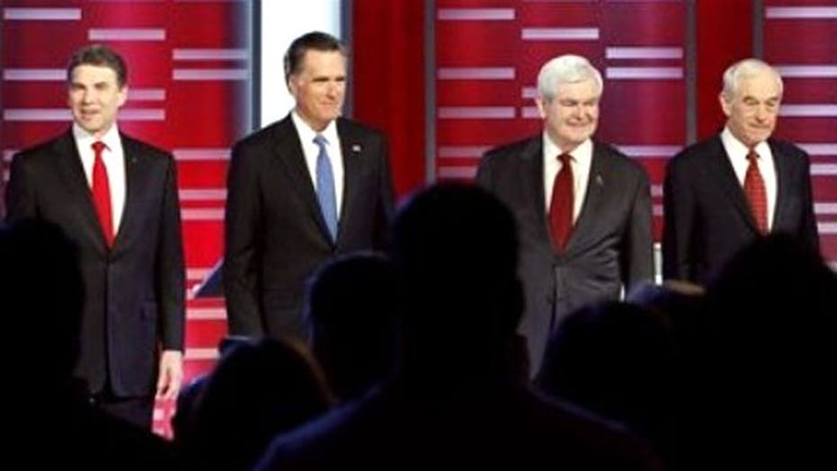 Sizing Up 2012 GOP Candidates Ahead of Iowa
