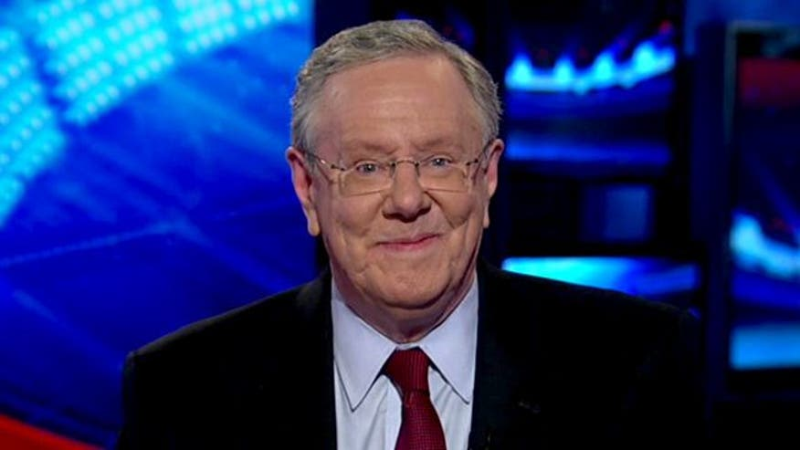 Steve Forbes predicts outcome of nation's first primary