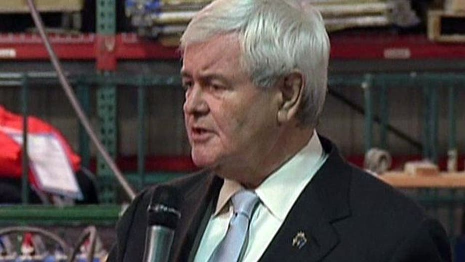 Gingrich Gets Another Endorsement