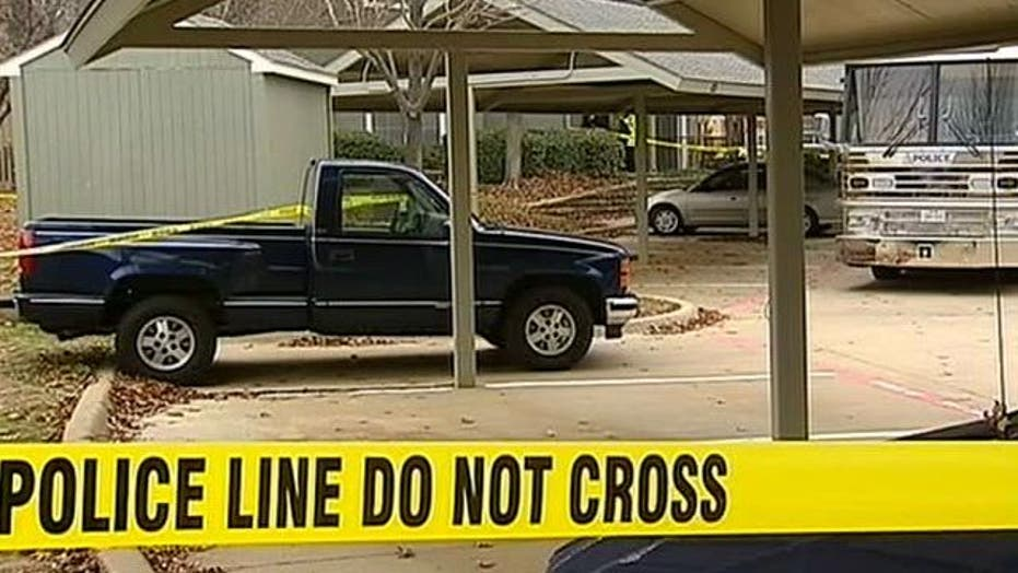 Murder-Suicide Leaves Seven Dead in Texas