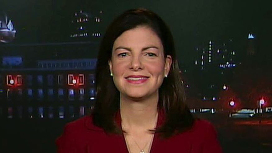 Senator Kelly Ayotte shares her view