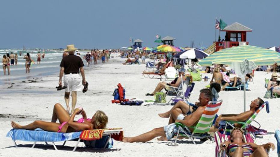 Gulf Coast Sees Tourism Boom