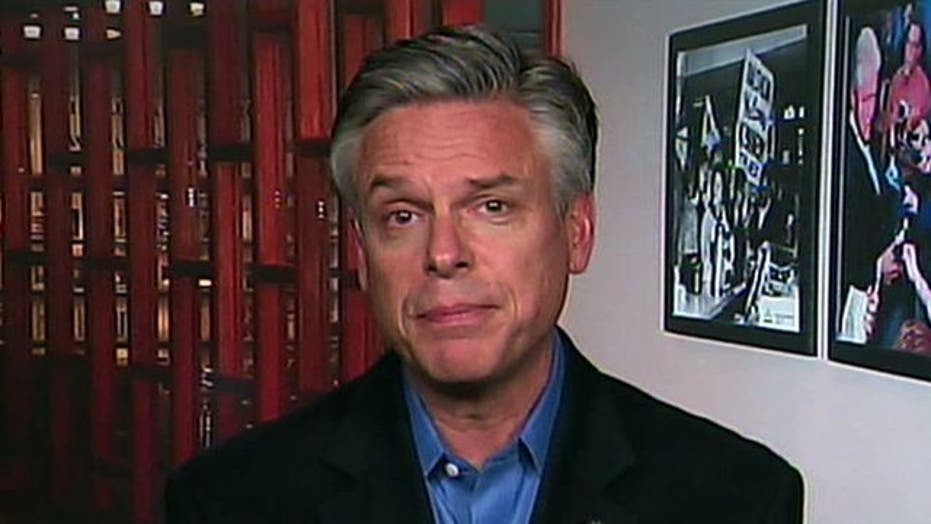 Huntsman Focuses on New Hampshire