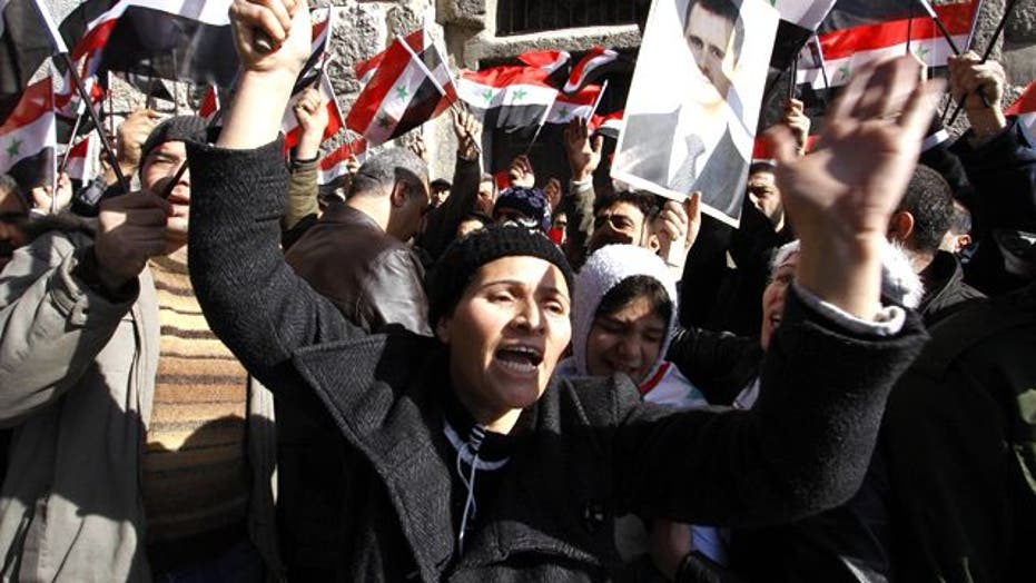 Report: Syria Releases 755 Prisoners Detained in Crackdown