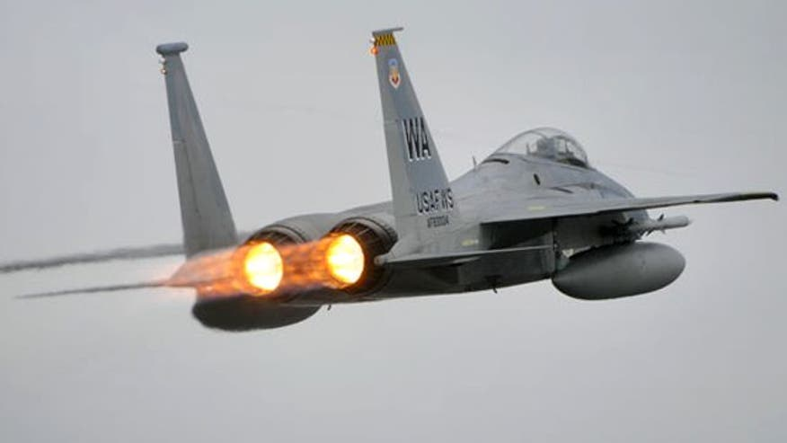 Kingdom to receive 84 F-15 fighter jets